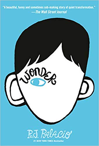 R. J. Palacio – Wonder Audiobook