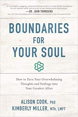 Cook PhD, Alison - Boundaries for Your Soul Audio Book Free