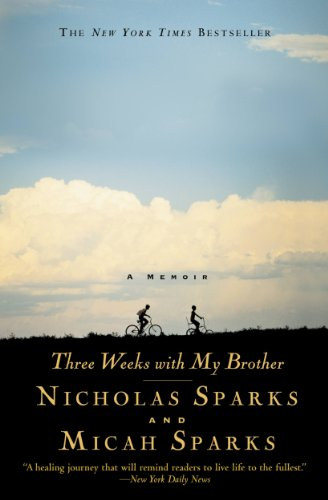 Nicholas Sparks - Three Weeks with My Brother Audio Book Free
