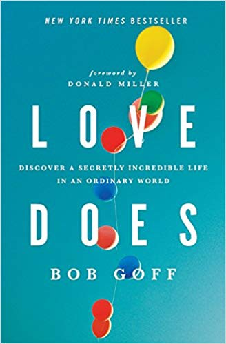 Bob Goff – Love Does Audiobook