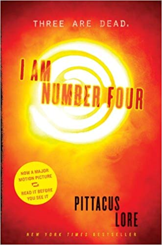 Pittacus Lore – I Am Number Four Audiobook