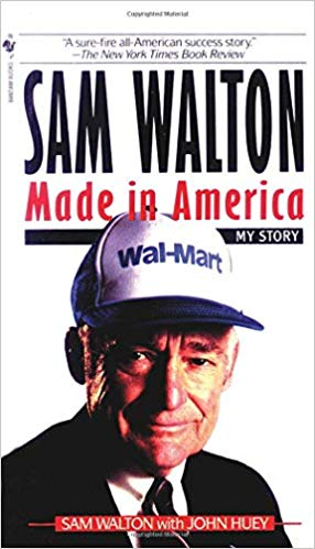 John Huey, Sam Walton – Sam Walton Made In America Audiobook