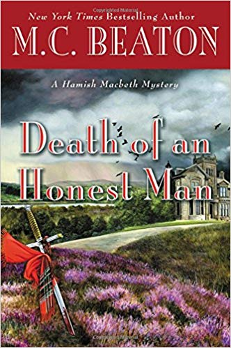 M. C. Beaton – Death of an Honest Man Audiobook