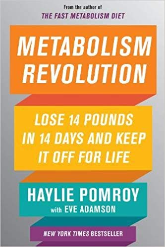 Haylie Pomroy – Metabolism Revolution Audiobook