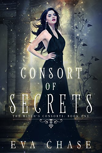 Eva Chase – Consort of Secrets: A Paranormal Reverse Harem Novel Audiobook