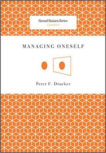 Peter F. Drucker - Managing Oneself Audio Book Free