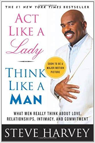 Steve Harvey – Act Like a Lady, Think Like a Man Audiobook
