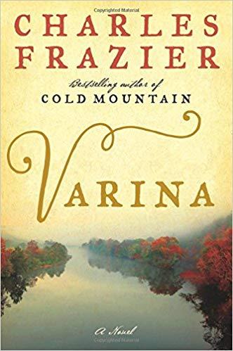 Charles Frazier – Varina Audiobook