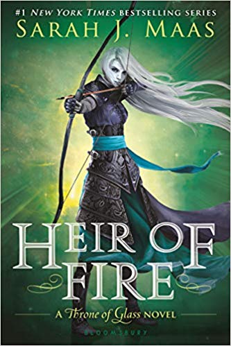 Sarah J. Maas – Heir of Fire Audiobook