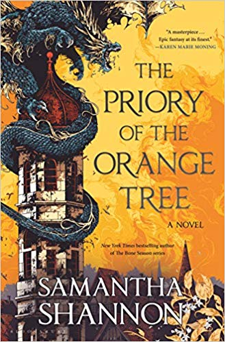Samantha Shannon – The Priory of the Orange Tree Audiobook