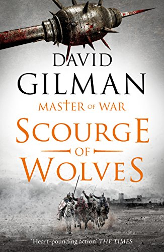 David Gilman – Scourge of Wolves Audiobook