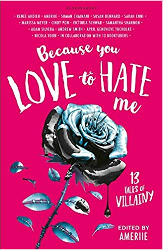 Amerrie – Because You Love to Hate Me Audiobook
