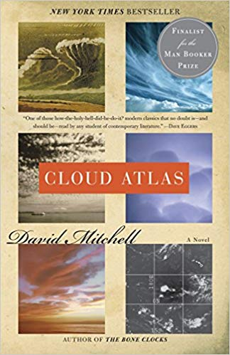 David Mitchell – Cloud Atlas Audiobook