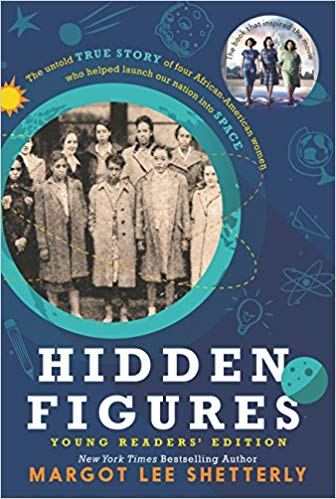 Margot Lee Shetterly – Hidden Figures Young Readers' Edition Audiobook