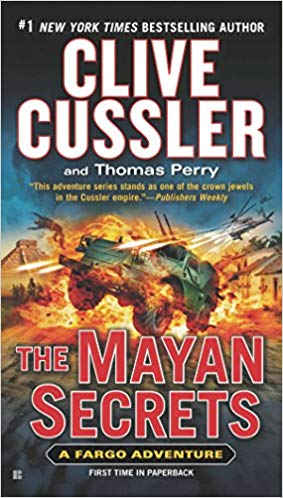 Clive Cussler – The Mayan Secrets Audiobook
