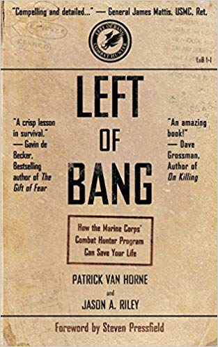 Van Horne, Patrick – Left of Bang Audiobook