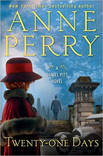 Anne Perry – Twenty-one Days Audiobook