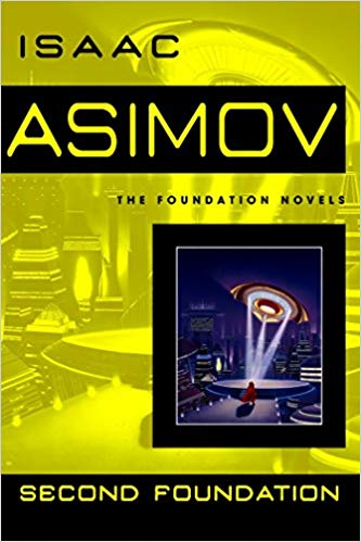 Isaac Asimov – Second Foundation Audiobook