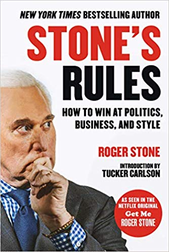 Roger Stone – Stone's Rules Audiobook