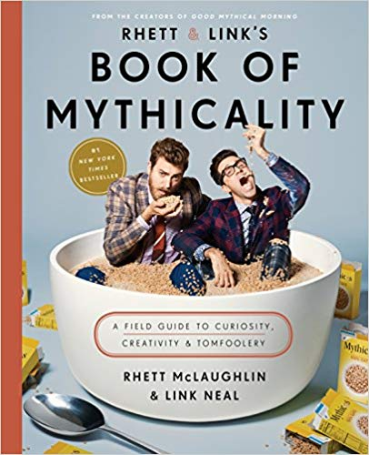 Rhett McLaughlin – Rhett & Link's Book of Mythicality Audiobook