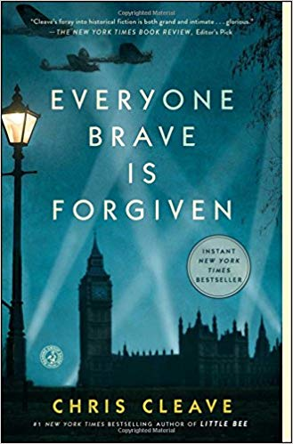 Chris Cleave - Everyone Brave is Forgiven Audio Book Free