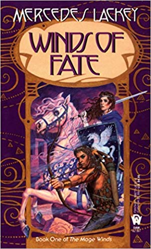 Mercedes Lackey – Winds of Fate Audiobook