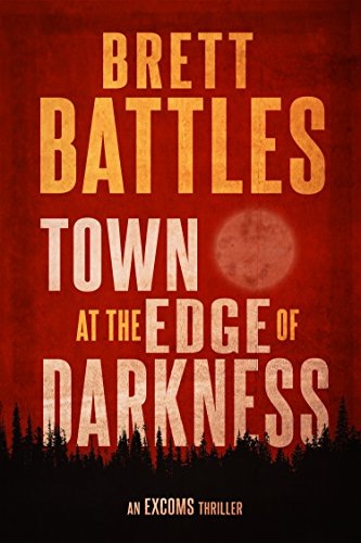 Brett Battles – Town at the Edge of Darkness Audiobook