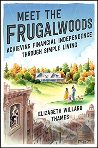 Elizabeth Willard Thames – Meet the Frugalwoods Audiobook