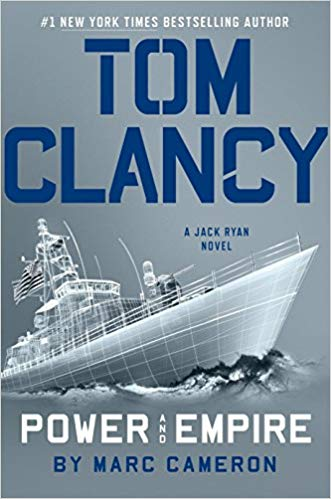 Marc Cameron – Tom Clancy: Power and Empire Audiobook