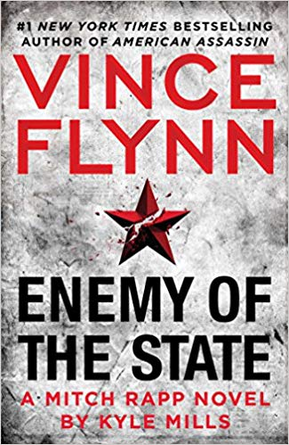 Vince Flynn – Enemy of the State Audiobook