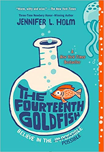 Jennifer L. Holm – The Fourteenth Goldfish Audiobook
