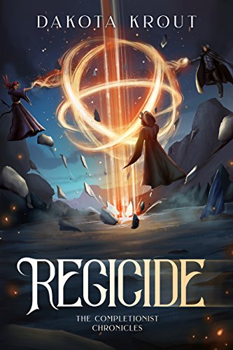 Dakota Krout – Regicide Audiobook