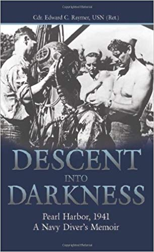 Edward C. Raymer - Descent into Darkness Audio Book Free