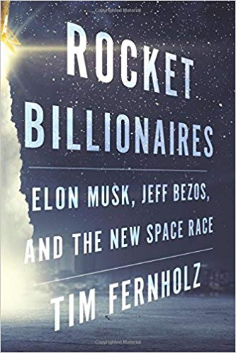 Tim Fernholz – Rocket Billionaires Audiobook