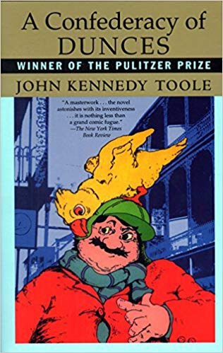John Kennedy Toole – A Confederacy of Dunces Audiobook