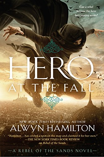 Alwyn Hamilton – Hero at the Fall Audiobook