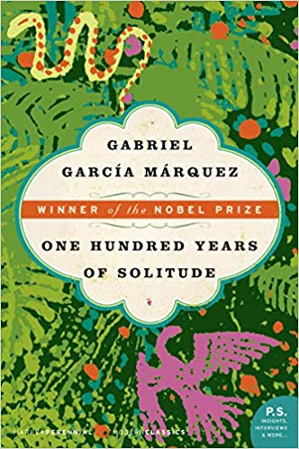 Gabriel Garcia Marquez – One Hundred Years of Solitude Audiobook