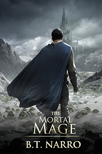 B.T. Narro – The Mortal Mage Audiobook