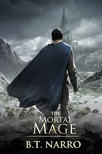 B.T. Narro – The Mortal Mage Audiobook