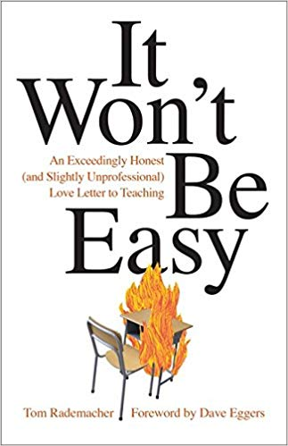Tom Rademacher – It Won't Be Easy Audiobook