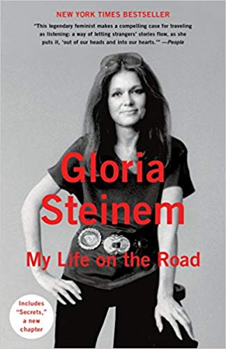 Gloria Steinem – My Life on the Road Audiobook