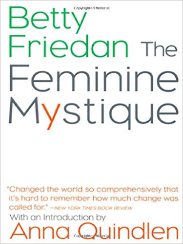 Betty Friedan – The Feminine Mystique Audiobook