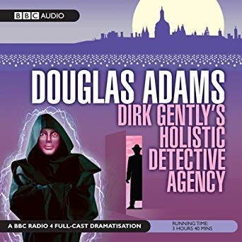 Douglas Adams – Dirk Gently's Holistic Detective Agency Audiobook