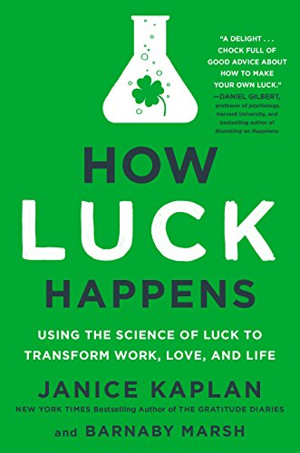 Janice Kaplan – How Luck Happens Audiobook