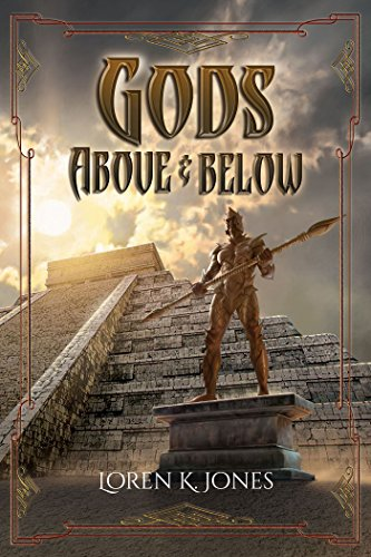 Loren K. Jones – Gods Above and Below Audiobook