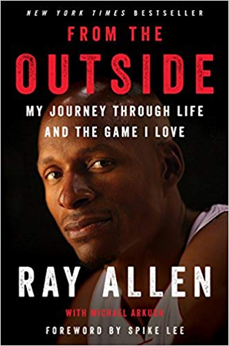 Ray Allen – From the Outside Audiobook