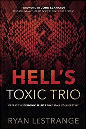 Ryan LeStrange – Hell's Toxic Trio Audiobook