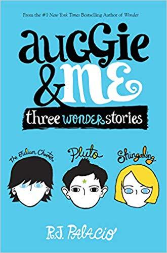 R. J. Palacio – Auggie & Me Audiobook