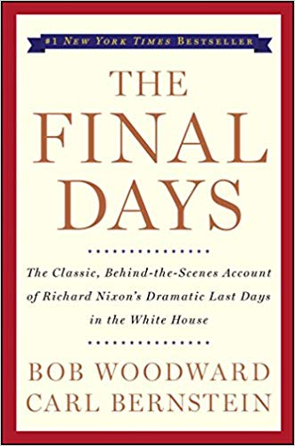 Bob Woodward – The Final Days Audiobook