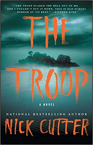 Nick Cutter – The Troop Audiobook